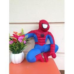 Người nhện nhồi bông ngồi cỡ to