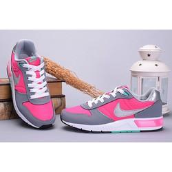 Giày thể thao nam nữ với thiết kế phối hợp màu cực độc đáo mới