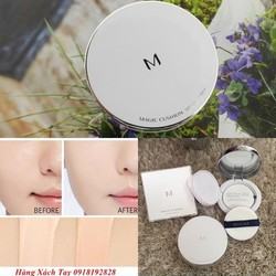 Phấn M Magic Cushion