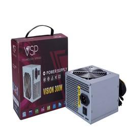 Nguồn VISION- 300W  fan 12cm  - FULL BOX