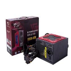 Nguồn VISION- 400W  fan 12cm- FULL BOX