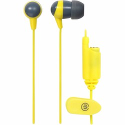 Tai nghe Skullcandy Wicked Audio Heist Earbud Slate Electric Yellow