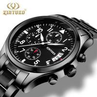 Đồng hồ kim dạ quang cao cấp Kinyued
