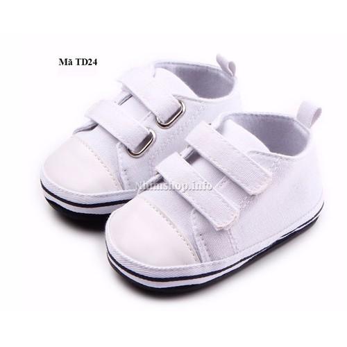 Giày tập đi cho bé gái 0 - 24 tháng TD24