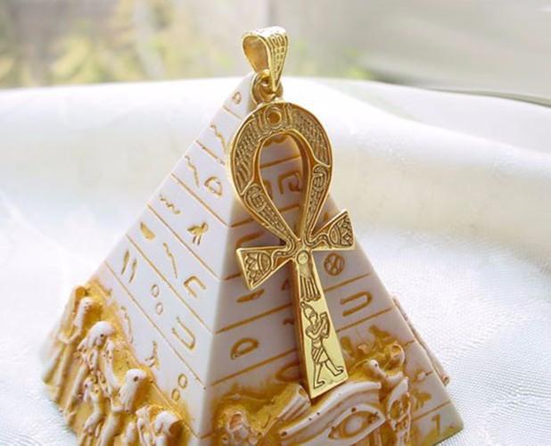 Dây chuyền biểu tượng ANKH Ai Cập 5