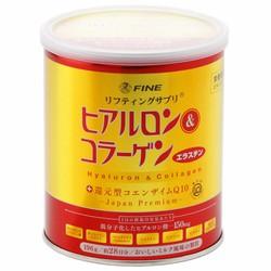 Fine Hyaluron + Collagen Ubiquinol + Coq10