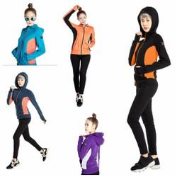 Áo khoác nữ thời trang có nón - ak1311