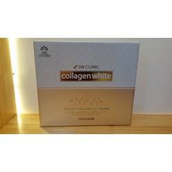 Bộ kem dưỡng trắng daCollagen White 3W Clinic