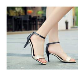 Sandal 2 màu mẫu mới nhất
