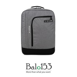 Balo153-Balo đựng laptop 17inch Simplecarry A-city Grey