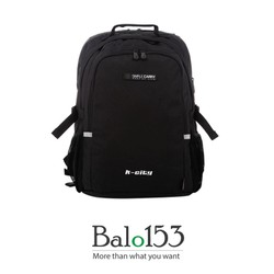Balo153-Balo đựng laptop 17inch Simplecarry K-city Black