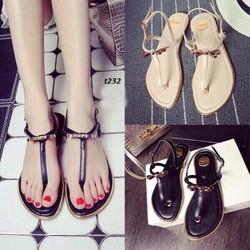 Giày Sandal Nữ Sỏ Ngón Dọc Size 35-39