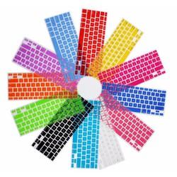 Lót bàn phím silicon nhiều màu cho MacBook 13-15-17