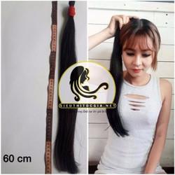 Tóc nối dài 60cm