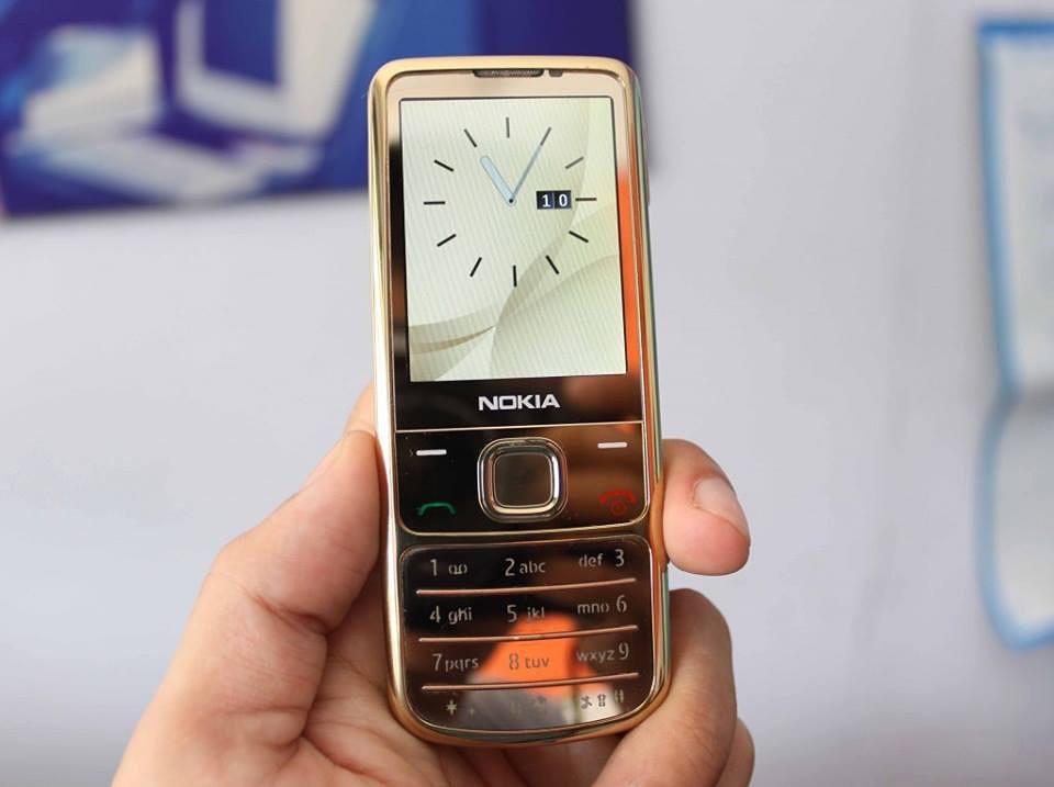 Bán Nokia 6700 gold chính hãng fullbox GIÁ RẺ