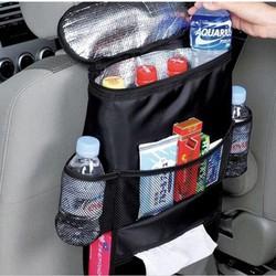 Túi để đồ cài sau ghế ô tô mẫu 3