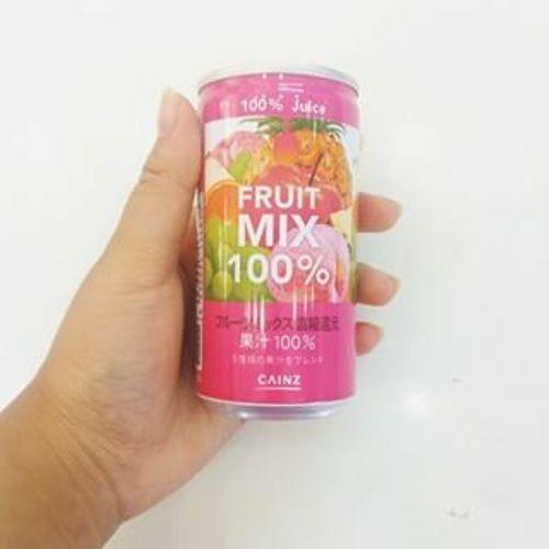 Nước ép trái cây Cainz 190g 6