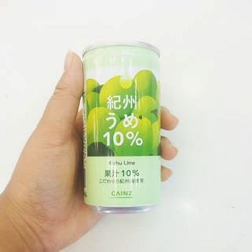 Nước ép trái cây Cainz 190g 5