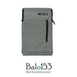 Balo153-Balo đựng laptop 14inch Simplecarry B2B05Xám