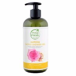 Sữa tắm organic Hoa Hồng ngọt ngào và quyến rũ
