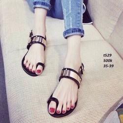 Giày Sandal Nữ Dây Quai Sau size 35 đến 39