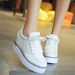 TT08T -  Giày sneaker nữ phong cách Hàn Quốc