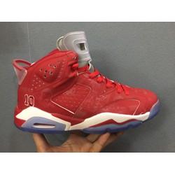 Giày thể thao bóng rổ Jordan 6 đẹp cá tính chất lượng cao