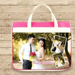Túi đựng album ảnh cưới - kiểu ngang