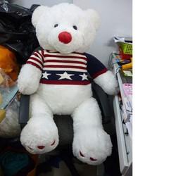Gấu teddy lớn giá rẻ, gấu teddy 1m1