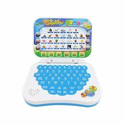 Đồ chơi máy tính xách tay cho bé song ngữ tiếng Anh - Tiếng Trung