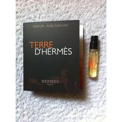 Nước hoa Vial Terre DHermès
