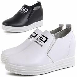 Giày slip on độn đế Hàn Quốc tăng chiều cao hợp thời trang 126