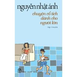 Sách NNA - Chuyện cổ tích dành cho người lớn