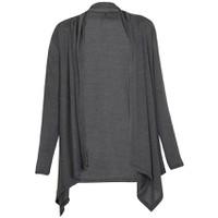 Áo khoác mỏng nhẹ nữ cardigan vạt dài cánh dơi cao cấp ZENKO CS3 004 G