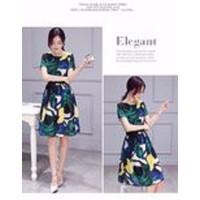 Đầm hoa 3D - DS147