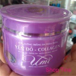 Kem Dưỡng Trắng Da Toàn Thân Yến Đỏ Collagen - KBDXXVN010