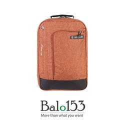 Balo153-Balo đựng laptop 15.6inch Simplecarry E-city Brown