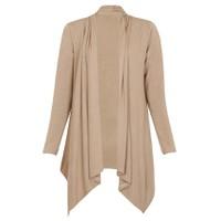Áo khoác mỏng nhẹ nữ cardigan vạt dài cánh dơi ZENKO CS3 003 LTBR