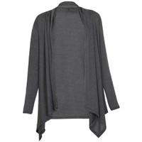 Áo khoác mỏng nhẹ nữ cardigan vạt dài cánh dơi ZENKO CS3 003 G