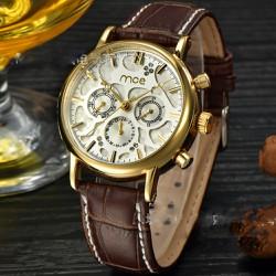 Đồng hồ nam cổ điển kiểu dáng sang trọng lịch lãm 110