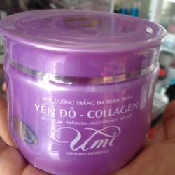 Kem Dưỡng Trắng Da Toàn Thân Yến Đỏ Collagen