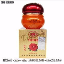 Kem trị nám và tàng nhan TENSUNG hoa hồng đỏ  - HX1653