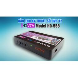 Đầu Kỹ Thuật Số Hùng Việt DVB - T2 HD - 555