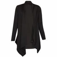 Áo Khoác Mỏng Nhẹ Nữ Cardigan Vạt Dài Cánh Dơi Cao Cấp 004 B