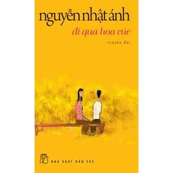 Sách NNA - Đi qua hoa cúc