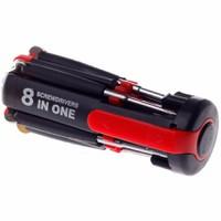 Bộ vít chuyên dụng 8 in 1 FZ895 có đèn pin