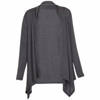 Áo Khoác Mỏng Nhẹ Nữ Cardigan Vạt Dài Cánh Dơi Cao Cấp 004 G