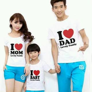 Combo 3 áo thun gia đình - AGD507 thumbnail