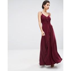 Đầm maxi thun lụa