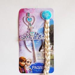 Phụ kiện tóc công chúa Elsa